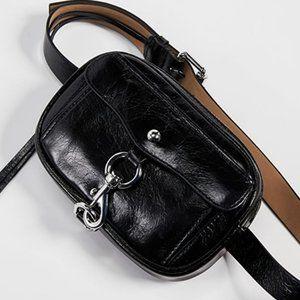 🆕️ Rebecca Minkoff Abbey Leather Belt Bag